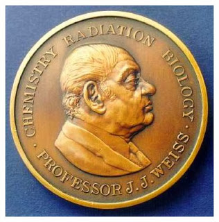 The Weiss Medal for Chemistry, Radiation and Biology